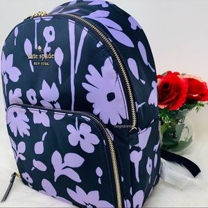 Watson lane Hartley Kate spade backpack floral